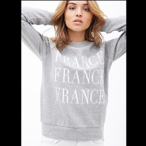 France Sweat-shirt